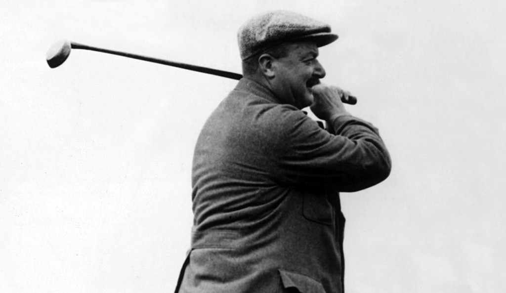 Massy was the first foreigner to ever play in The Open Championship and the first to win it in 1907  at Royal Liverpool