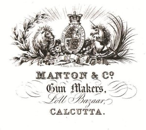 manton gun makers
