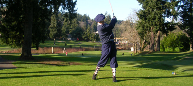 Cedarcrest Golf Course| October 17