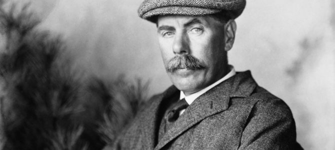 Props for the man – James Braid