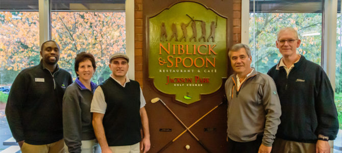 Niblick & Spoon: Read All About It
