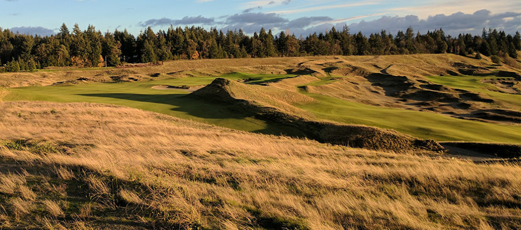 Nine at Chambers Bay: May 14